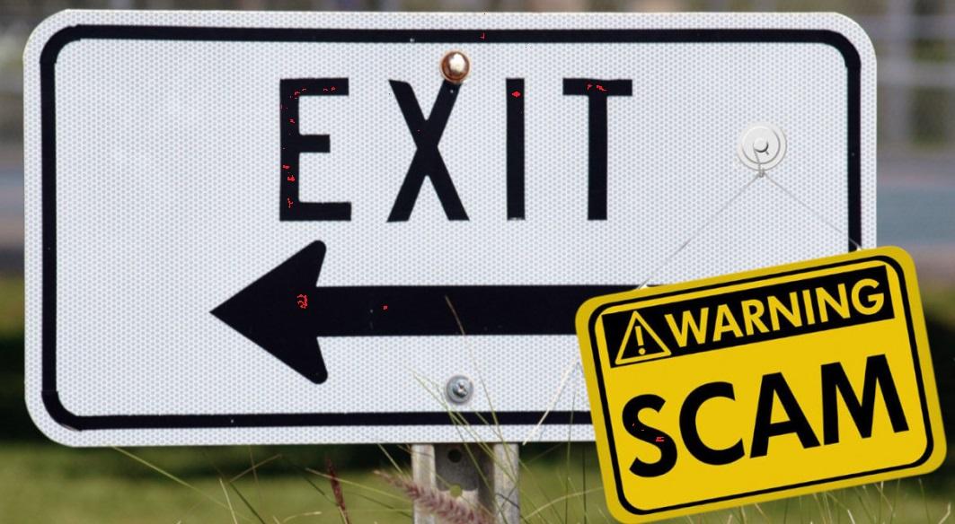 Cryptopia, TradeSatoshi, Altilly, & Livecoin Exit Scams