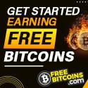 FreeBitcoin fiery banner 125x125