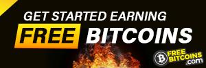 FreeBitcoins Affiliate Banner 300x100