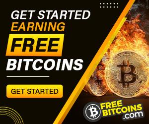 Best FreeBitcoins Affiliate Program Banner 300x250