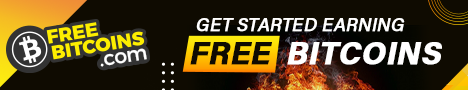 FreeBitcoins.com 728x90 Get Started Earning Free Bitcoins banner